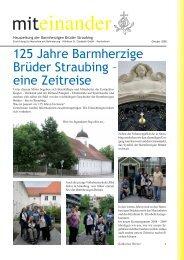 Bayerisches Krankenhausforum - Barmherzigen Brüder Straubing