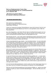(PDF) Dokument aufrufen - Landeshauptstadt Kiel