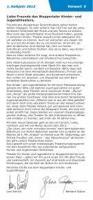 Heft zum 1. Halbjahr 2013 - Wuppertal, Kinder - Page 5