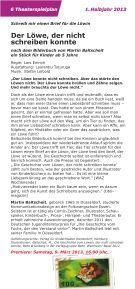 Heft zum 1. Halbjahr 2013 - Wuppertal, Kinder - Page 6