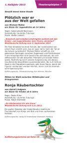 Heft zum 1. Halbjahr 2013 - Wuppertal, Kinder - Page 7