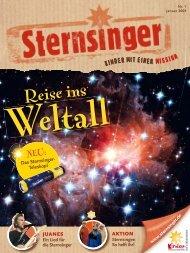 Weltall Reise ins - Die Sternsinger