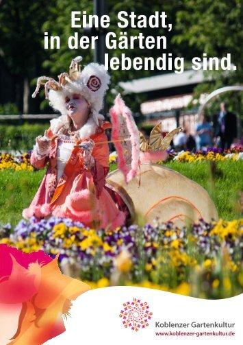 Pressemappe_Koblenzer Gartenkultur ... - Stadt Koblenz