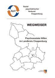 Wegweiser Psychosoziale Hilfen im Landkreis Cloppenburg
