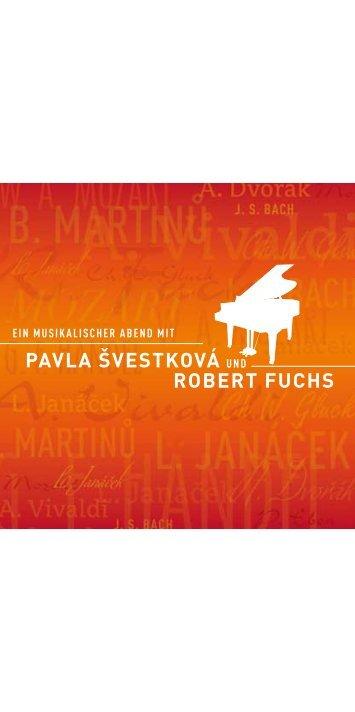 Pavla Švestková RobeRt Fuchs