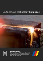 Download PDF - Mechanische Werkstätten Wurzen GmbH