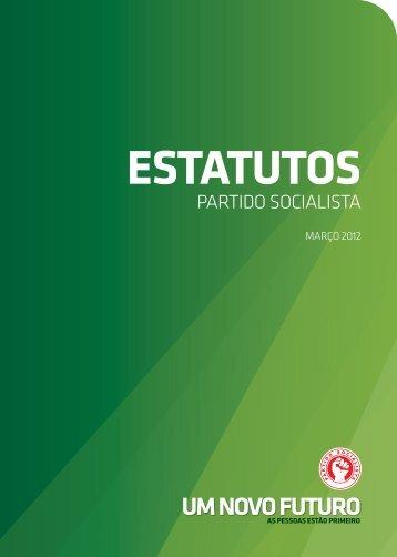 Estatutos do Partido Socialista