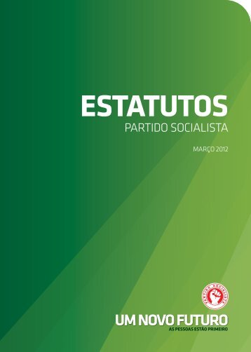 Estatutos do Partido Socialista