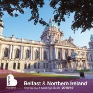 Belfast & Northern Ireland - International Confex