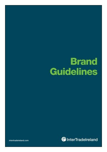 Brand Guidelines - IntertradeIreland