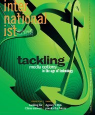 2008 Late Spring Issue - Internationalist