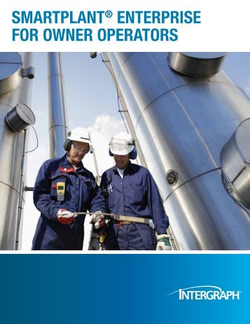 SPO Brochure - Intergraph