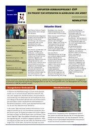 Newsletter Ausgabe2 - Integration und Migration in Thüringen
