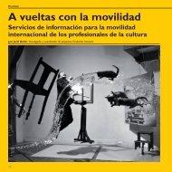 Servicios de información para la movilidad cultural en ... - Interarts