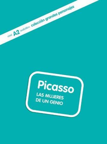 Picasso. Las mujeres de un genio - Difusión