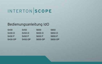 Scope ITE User Guide (Zuletzt aktualisiert 15.11.2012) - Interton