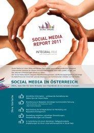 SOCIAL MEDIA REPORT 2011 - Integral Markt