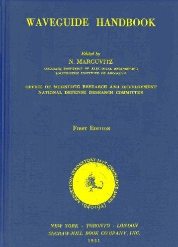 Waveguide Handbook - Introni.it