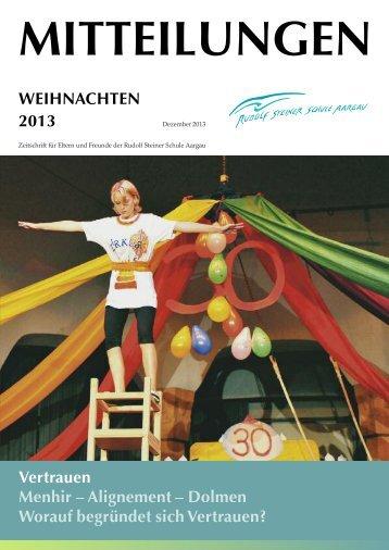Vertrau - Rudolf Steiner Schule Aargau