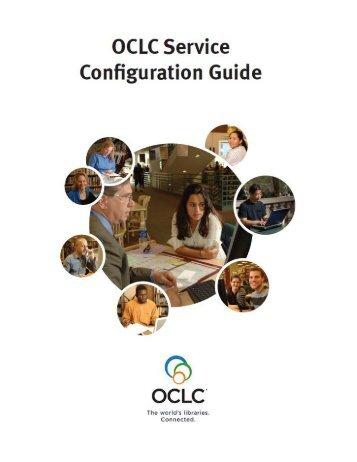 OCLC Service Configuration Guide page 1