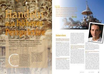 Yoga aktuell – Ausgabe 3/2012 - Openlotus