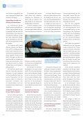 Perioperatives Schmerzmanagement bei ambulanter Arthroskopie - Seite 4
