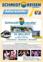 Schmidt nander - Adler Schiffe