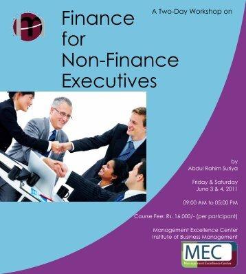 financial business