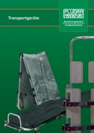 Transportgeräte - PLUDRA - FRANKFURT GmbH