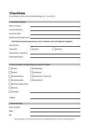 Checkliste geringfügige Beschäftigung (Dok 5)