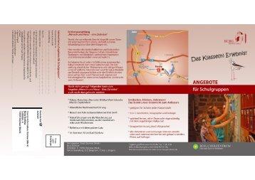 im unserem Flyer mit Antwortkarte zum Herunterladen.