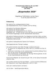 Bürgermedien vor Ort: Vielfalt. Ehrenamt. Medienbildung!