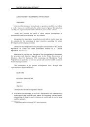Arrangement regarding Bovine Meat - World Trade Organization