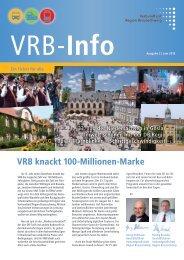 VRB knackt 100-Millionen-Marke - Zweckverband Grossraum ...