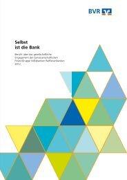 Selbst ist die Bank - Bundesverband der Deutschen Volksbanken ...