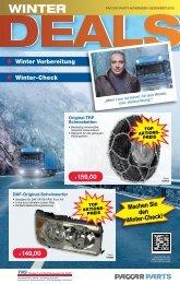 WINTER - DAF Trucks Ludwigshafen