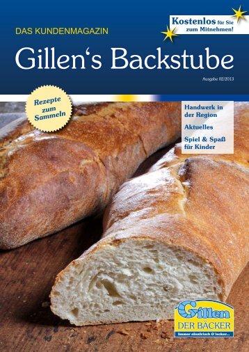 Gillens Backstube - Baeckerei-gillen.de