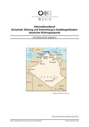 Algerien - BICC