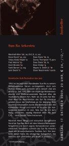 jazz im herbst i - IG-Jazz Burghausen - Seite 3