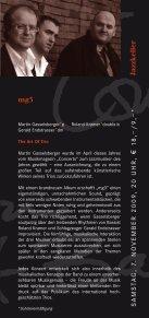 jazz im herbst i - IG-Jazz Burghausen - Seite 5