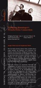 jazz im herbst i - IG-Jazz Burghausen - Seite 6