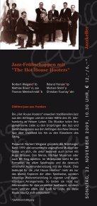 jazz im herbst i - IG-Jazz Burghausen - Seite 7