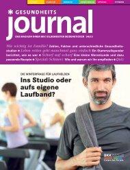 Journal Ausgabe 04/2013 (PDF 1,82 MB) - BKK Gildemeister ...