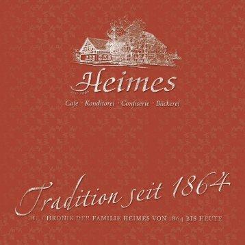 Jetzt herunterladen! - Cafe Heimes