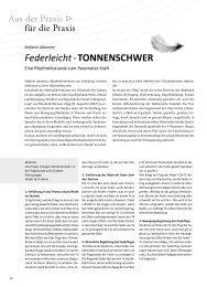 Stefanie Adametz: Federleicht -Tonnenschwer
