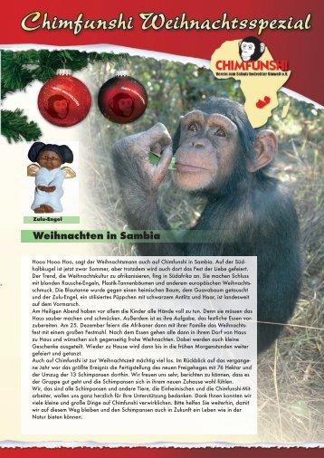 Newsletter Dezember 2008 - Chimfunshi