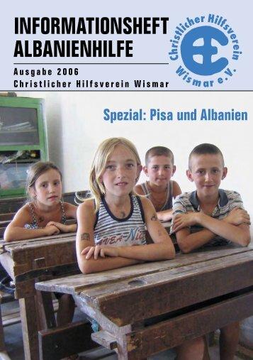 Download Informationsheft 2006 - Christlicher Hilfsverein Wismar eV