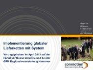 SCRP - Conmotion GmbH