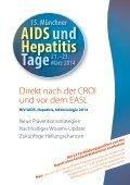 15. Münchner AIDS- und Hepatitis-Tage - Seite 3