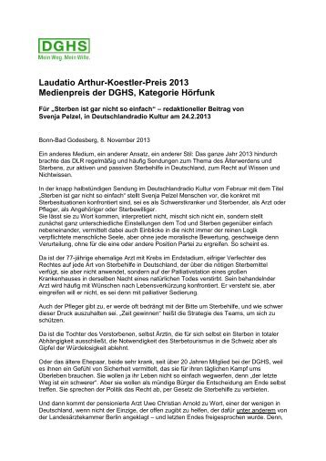 LAUDATIO VON NICO HELMINGER - Krautgarten